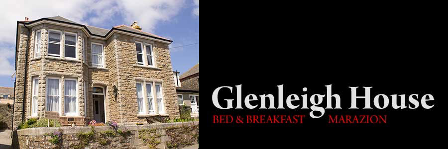 Glenleigh Bed and Breakfast in Marazion Cornwall
